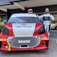 Francesco Savoia e CITYCAR Bari debuttano nella smart e-cup 2020