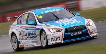 Evans secures first pole of the season
