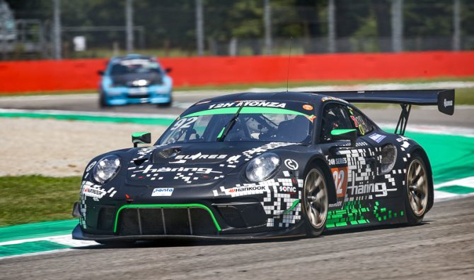 Herberth Motorsport dominate at Monza