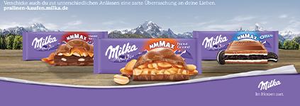 Milka Nuss-Nougat-Crème 300g