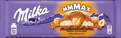 Milka Toffee Ganznuss 300g
