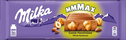 Milka Ganze Haselnüsse 270g