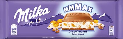 Milka Crispy Joghurt 300g