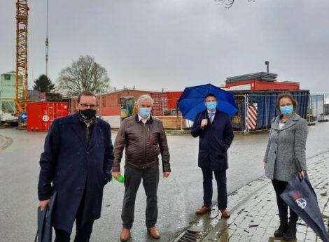 Damman bouwt sociale appartementen in Lierde