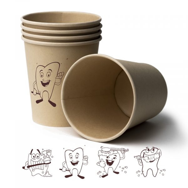Bamboo cups patterns