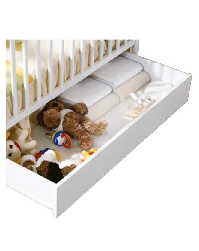 Lettino cassetto bianco bimbo culla prezzi migliori for Pannello portaoggetti neonato amazon