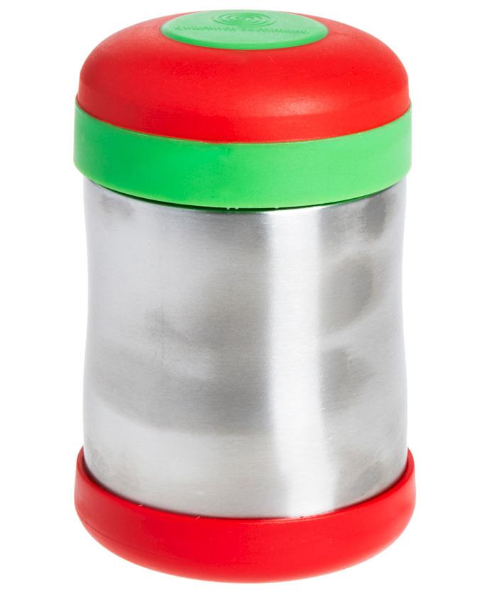 Foto Babyfood Portapappa termico rosso 40 Settimane