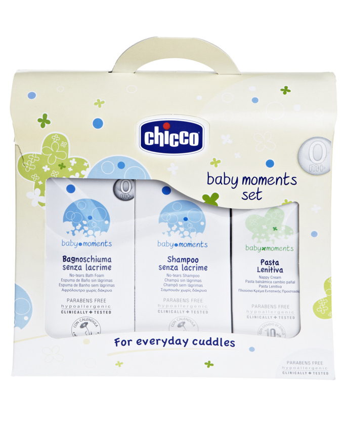 set bagno baby moments chicco