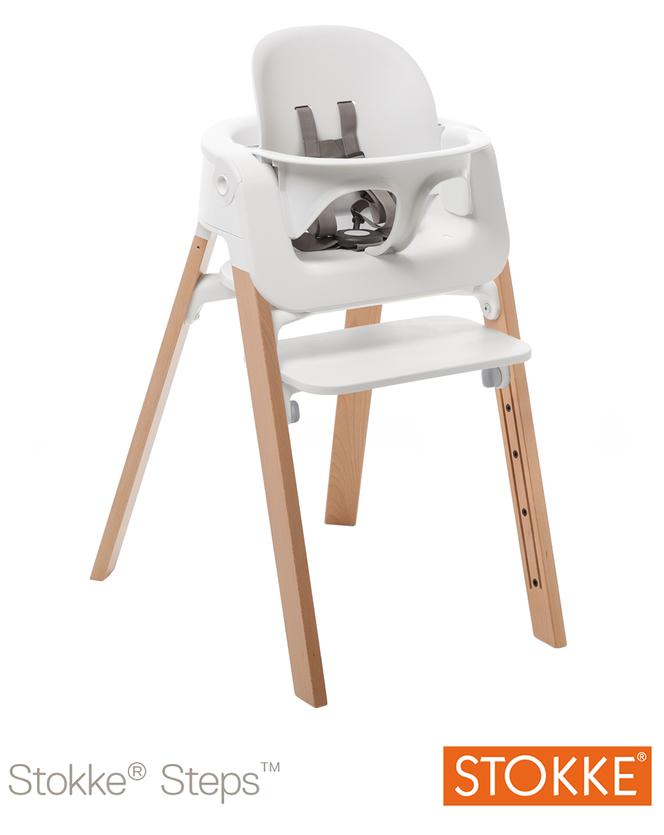 Foto Stokke® Steps Baby Set - Bianco
