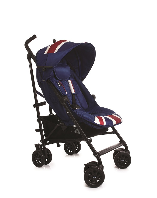 Foto Mini buggy - Union Jack Easywalker