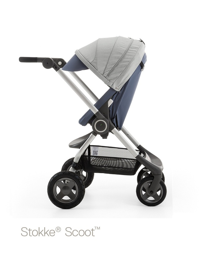 Foto Stokke® Scoot - Slate blue