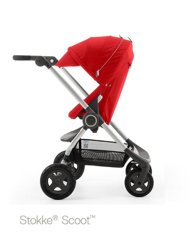Foto Stokke® Scoot - Red