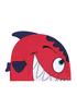 Cuffia piscina pesce rosso per bambino
