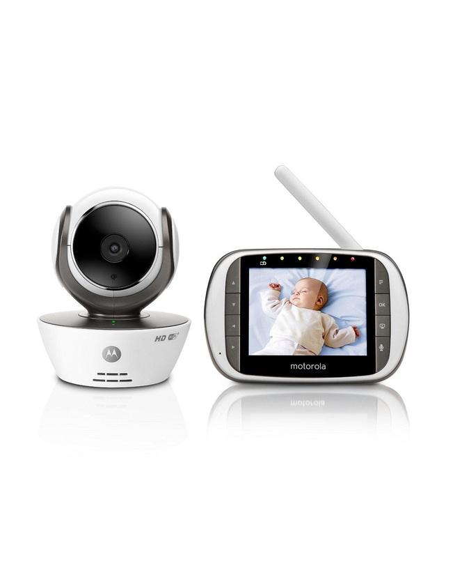 Foto Digital Video Monitor WiFi MBP 853 Motorola