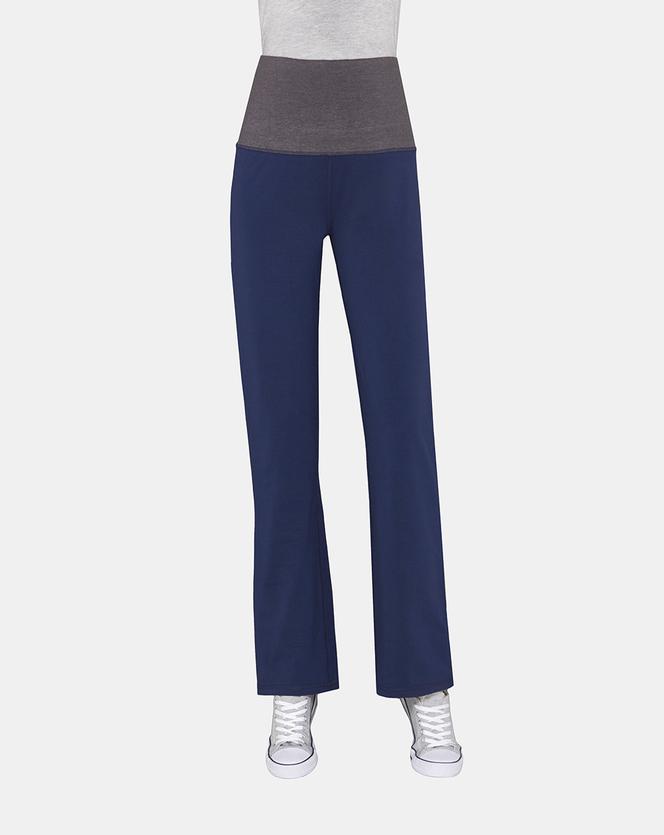 Foto Pantaloni in cotone stretch Prénatal