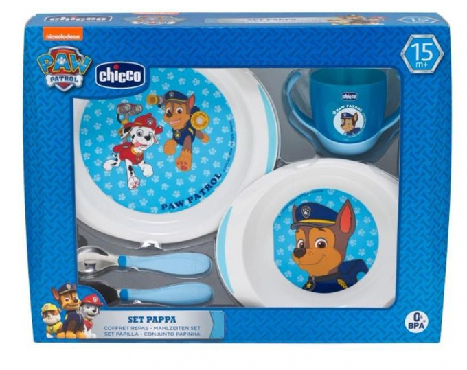 Foto Set Pappa Paw Patrol Girl Chicco