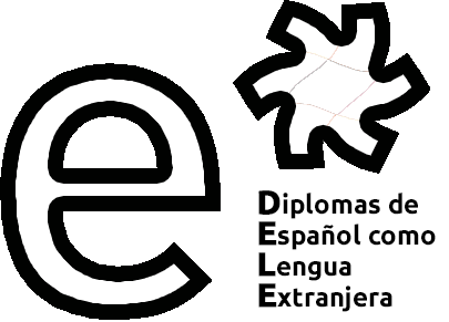 Logo dele white