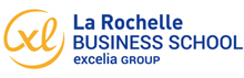 Logo rochelle bs excelia group