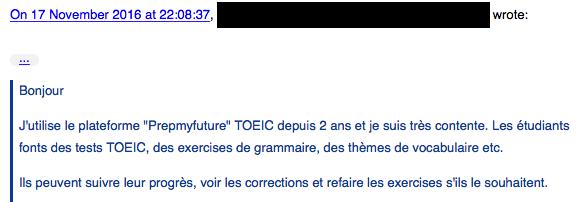 Toeic 3