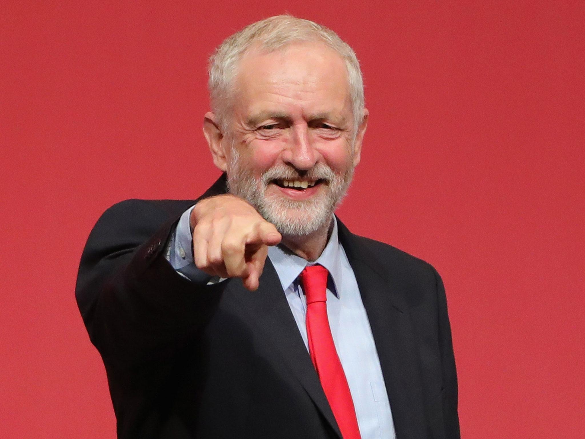 Jeremy Corbyn Annual 2018