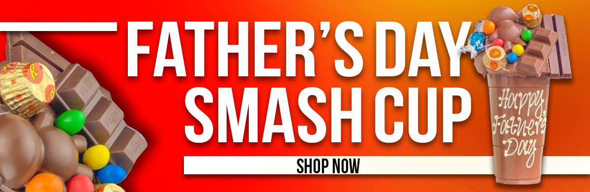 Father's Day smash cup