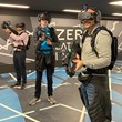 Ultimate Free Roam Virtual Reality Experience for 2 at Zero Latency