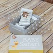 Baby Safari Socks Gift Set
