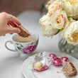 Personalised Pink Strawberries & Cream Lindor