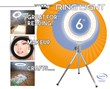"""6"""" Ring Light with Tripod"""