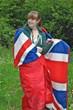 Waterproof Festival Blanket with Hood