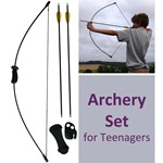 Archery Set for Teenagers - Medium Bow