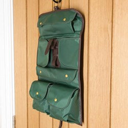 Leather Military Wet Pack or Officer's Wetpack