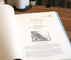 Personalised My House Area History | Portfolio of Local Maps