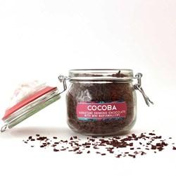 Hot Chocolate and Mini Marshmallow Jar