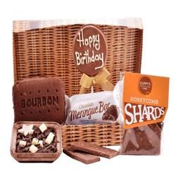 Chocolate Letterbox Birthday Hamper
