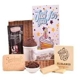 Letterbox Chocolate Birthday Hamper
