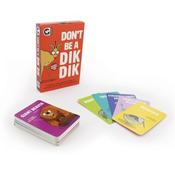 Don't Be A Dik Dik