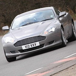 Aston Martin Driving Experience