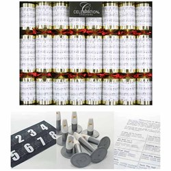 Musical Crackers - Brilliant Idea for Christmas Parties
