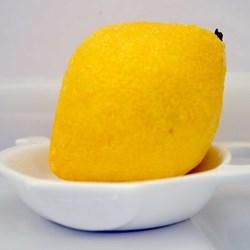 Lemon Shaped Soap