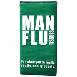 Man Flu Pack of Tissues
