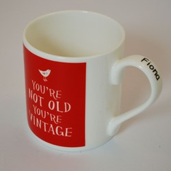 Personalised You're Not Old You're Vintage Mug   Vintage Mug