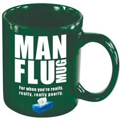 Man Flu Large Mug