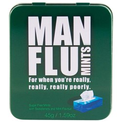 Man Flu - Tin of Mints