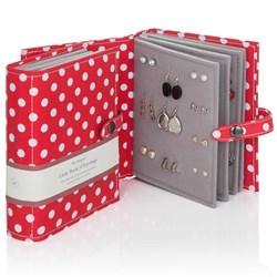 Red Polka Dot - Little Book of Earrings