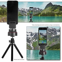 Panoramic Camera Tripod for Smartphones
