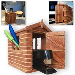 Desk Shed Desk Tidy