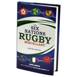 The Six Nations Rugby Miscellany Book