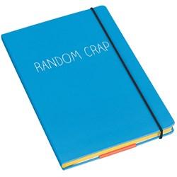 Random Crap A5 Notebook