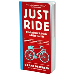 Just Ride Book | A to Z of Cycling